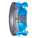 DFT ALC Wafer Check Valve